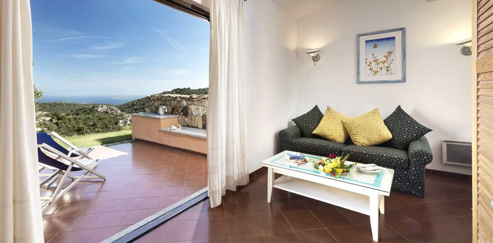 Junior Suite Sea View - Hotel Rocce Sarde