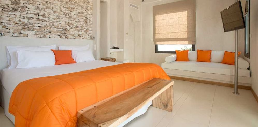Superior Suite Orange at Hotel Cala di Greco