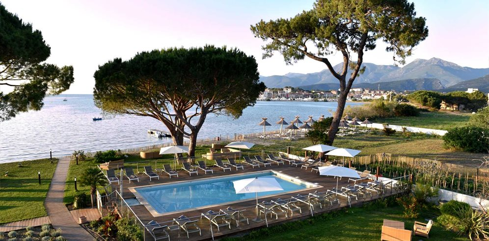 Spectacular views and stunning grounds at Hotel La Roya