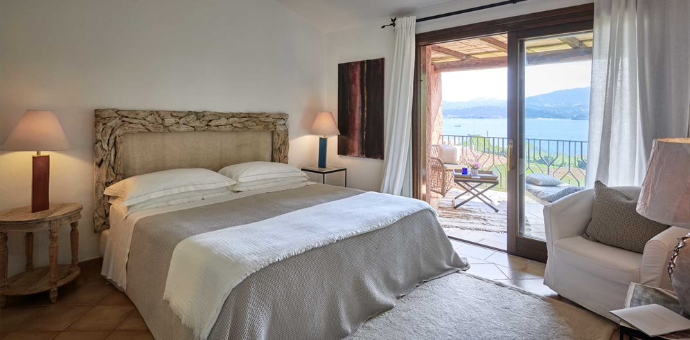 Charming Sea View Room - Villa del Golfo Lifestyle Resort