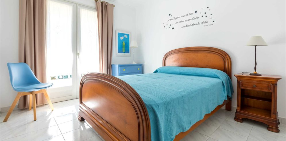 Double bedroom at Villa Joseli