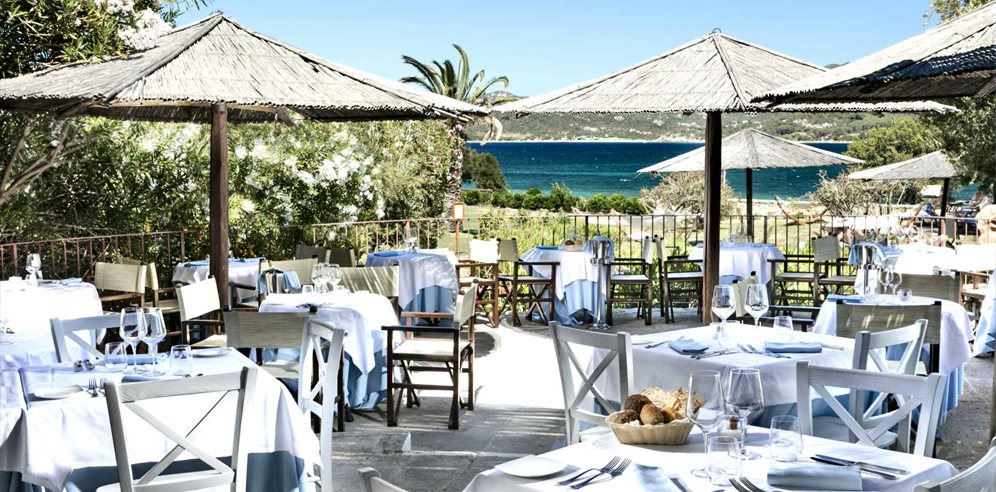 Pranzo Restaurant - Resort Cala di Falco