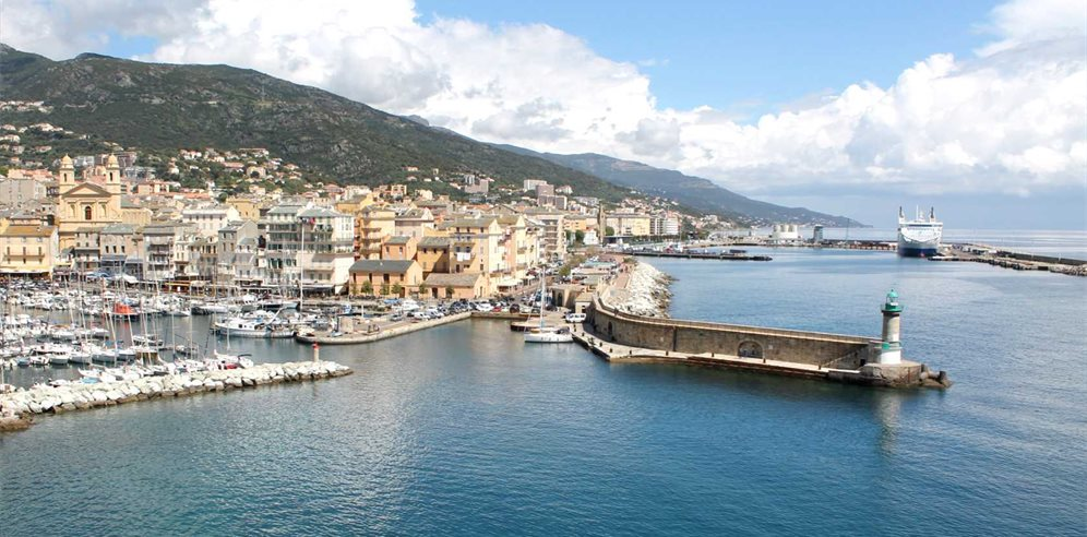 Around Cap Corse walking tour