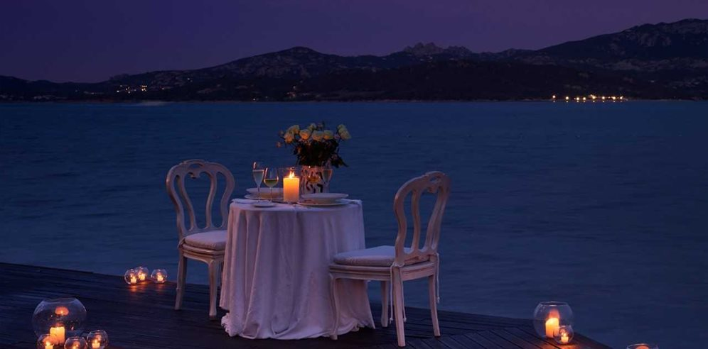 Aqua Di Mare Experience - Romantic dinner for two by the sea  - Villa del Golfo Lifestyle Resort