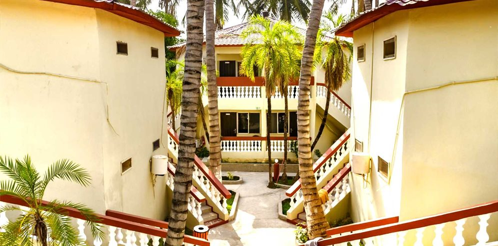Rooms at Palm Beach Hotel, Kotu, The Gambia