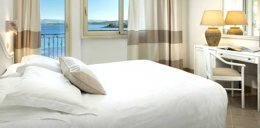 Comfort Sea View Room - Gabbiano Azzurro Hotel & Suites