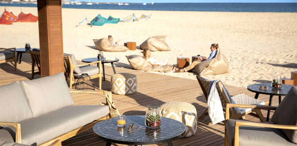 Beach Bar, Robinson Club Cabo Verde, Sal in Cape Verde