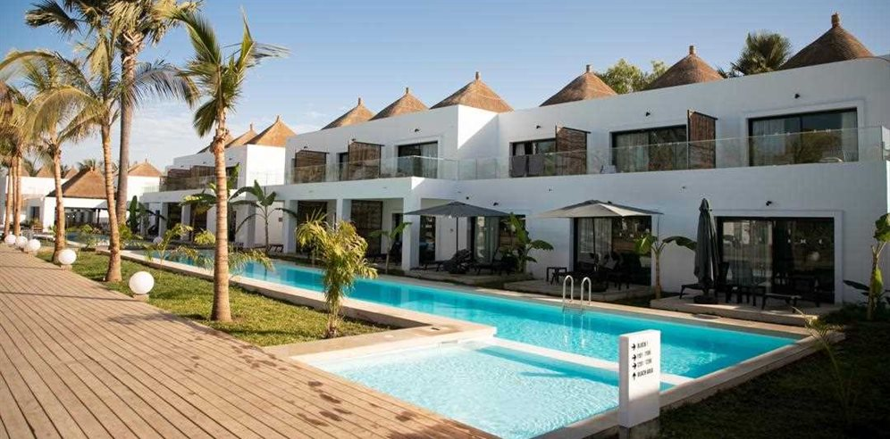 Premium Swim-up Rooms at Kalimba Beach Hotel, South Kotu - The Gambia