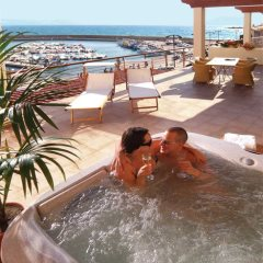 Private Jacuzzi, Suite